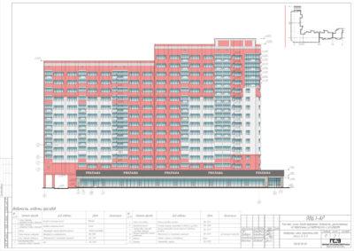 Комплекс жилых домов переменной этажности. 4 этап строительства