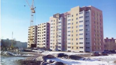 Жилой 9-этажный дом №30 в 112 мкр