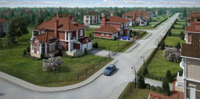 Проект планировки территории вблизи д. Циково