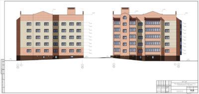 Многоквартирный жилой дом №1, ул. Белинского